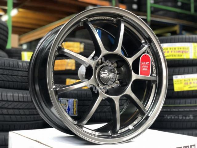 New 18 Oz Racing Alleggerita Rim Bmw F30 E90 M3 Z4 Car
