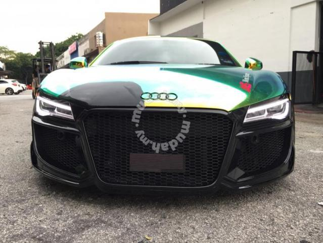Audi R8 Regula Bodykit / R8 Grille - Car Accessories & Parts for sale in  Bandar Sunway, Selangor