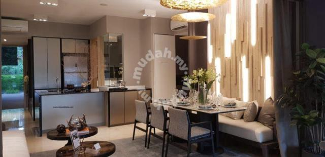 [200 Booking Fee]Get Your Dream Home FREE Parking FREE Furnish