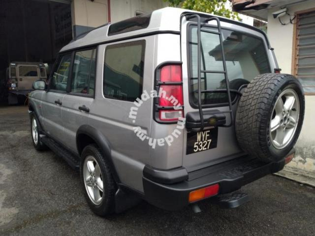 2002 Land Rover Discovery 2 2 5 Td5 A Cars For Sale In Balakong Selangor Mudah My