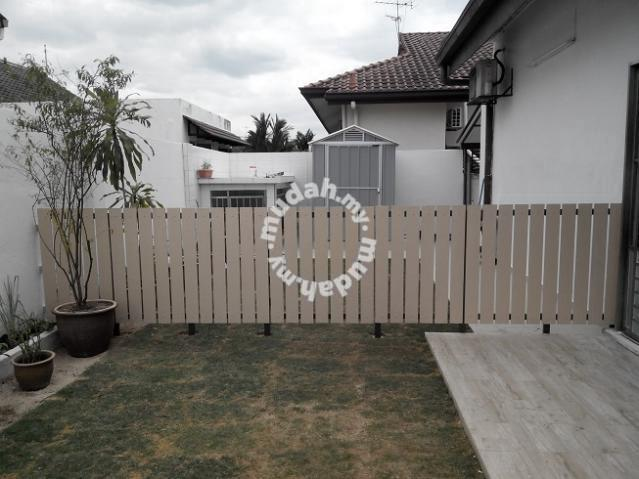Garden Fence, Pagar, EW Fence, Fencing - Garden Items for sale in Subang  Jaya, Selangor