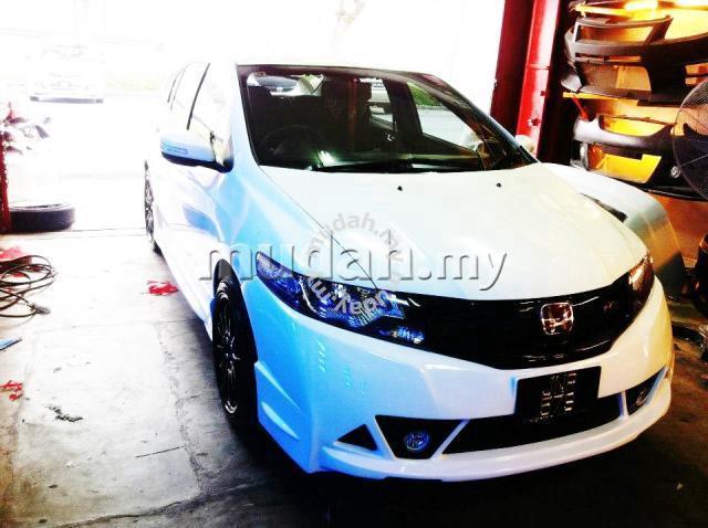 Honda City 2013 Mugen rr