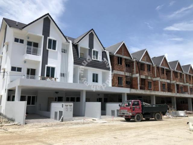 Townhouse, Terrace & Semi Detached at Goshen Kuala Kangsar Road