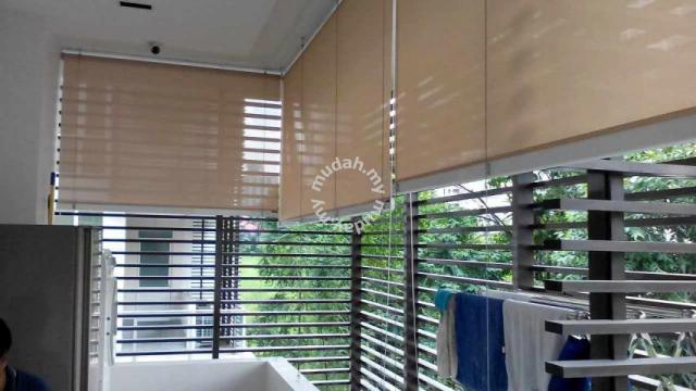 Outdoor Roller Blinds Furniture Decoration For Sale In Cheras Selangor Mudah My