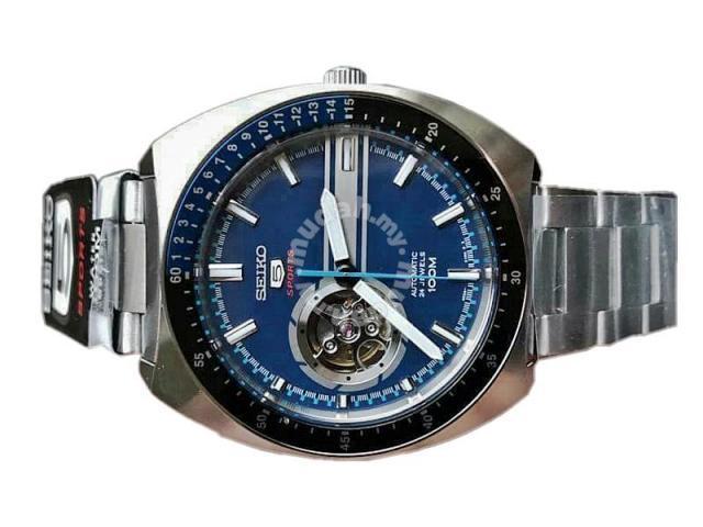 fb510c77a Seiko 5 Sports Men Automatic Watch SSA327K1 - Watches & Fashion ...
