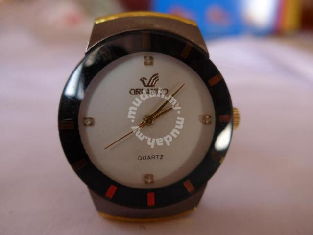 Orlando Quartz Round White Dial Watch - Watches & Fashion Accessories for  sale in Taman Melawati, Kuala Lumpur