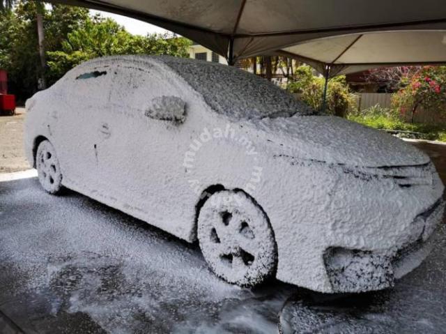Wax Shampoo 20L for Car Wash