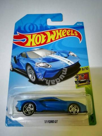 Hot Wheels   Ford Gt Hobby Collectibles For Sale In Kepong Kuala Lumpur