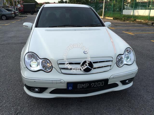 Mercedes c class AMG style W203 conversion - Car Accessories & Parts for  sale in Setapak, Kuala Lumpur