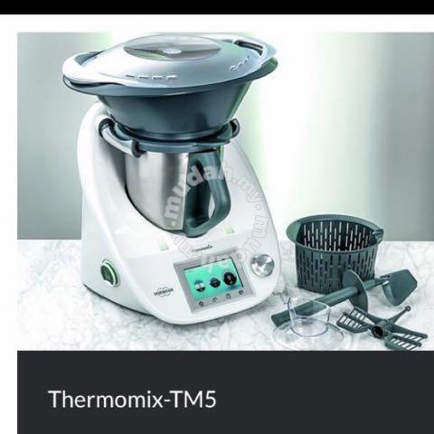 Thermomix World's Smallest Kitchen Appliance - Home Appliances ...