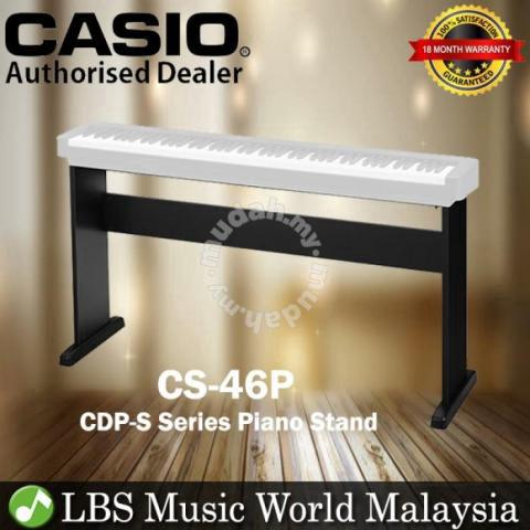 Casio cs-46p cdp-s series digital piano stand - Music Instruments for sale  in Bukit Jambul, Penang