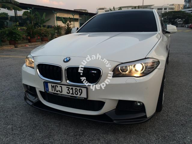 48e25d7bdc7 Bmw F10 M performance front lower skirting - Car Accessories   Parts for  sale in Setapak