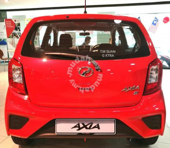 2020 New Perodua AXIA 1.0 G XTRA (Auto) ) 0%TAX - Cars for