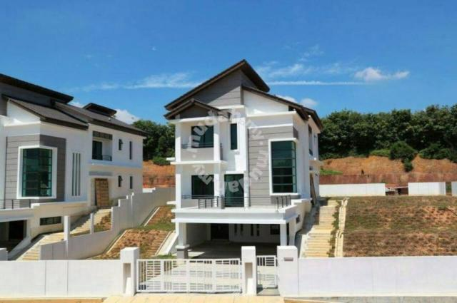 Brand New Project Modern Design 3 Storey Bungalow House At Kulim Houses New Property In Kulim Kedah Mudah My