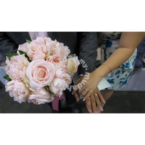 Artificial flower bouquet for wedding or housedeco wedding for artificial flower bouquet for wedding or housedeco wedding for sale in kepong kuala lumpur junglespirit Choice Image