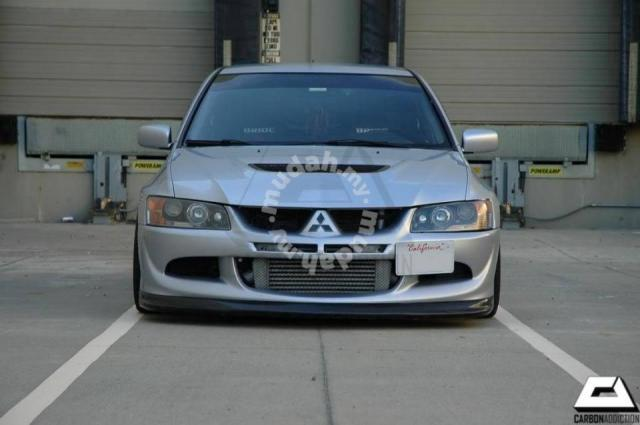 Mitsubishi evo 8 do-luck front lip - Car Accessories & Parts for sale in  Bandar Sunway, Selangor