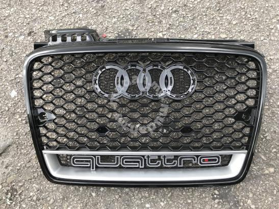 Audi A4 B7 Grille Convert Rs4 Quattro Front Grill Car Accessories