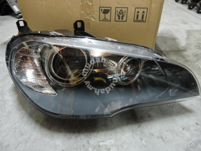 bmw x5 e70 lci xenon adaptive hid headlamp car. Black Bedroom Furniture Sets. Home Design Ideas