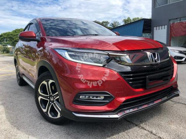 2020 Honda Hr V E 1 8l A Cash Back Super Rebate Cars For Sale In Juru Penang