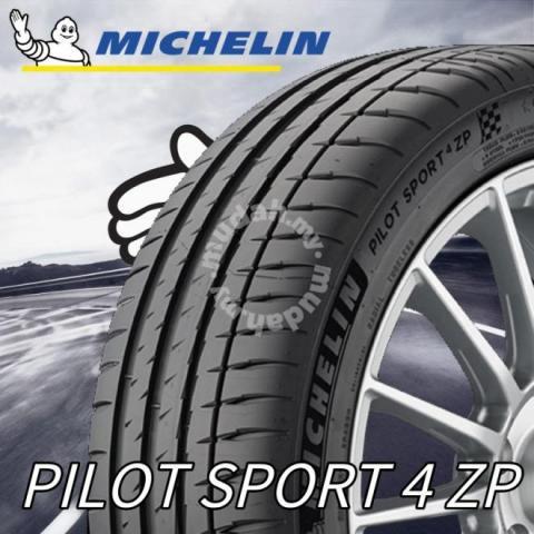 New Michelin PS4 ZP Run Flat 245/40/19 245/40/20