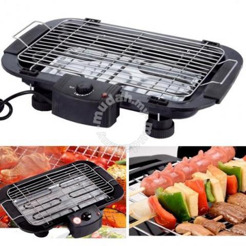 Electric Grill Barbeque Korean Electronic Pan Tepp Home Appliances Kitchen For Sale In Muar Johor