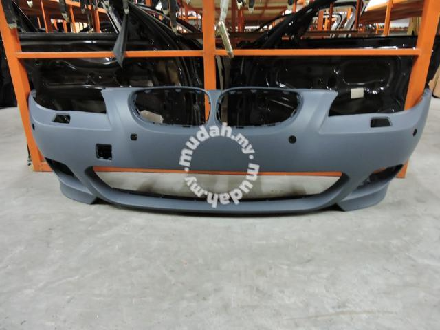 BMW 5 Series E60 M Sport Front Bumper & Grille - Car Accessories & Parts  for sale in Jalan Kuching, Kuala Lumpur