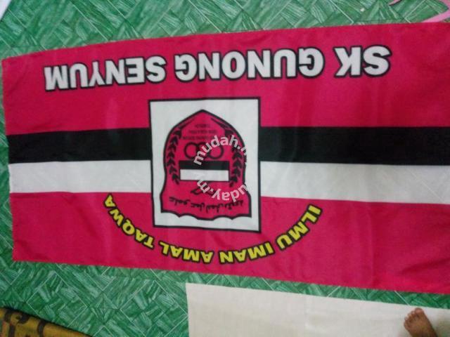 Benderaa custommade printingg flag terbaikcetak
