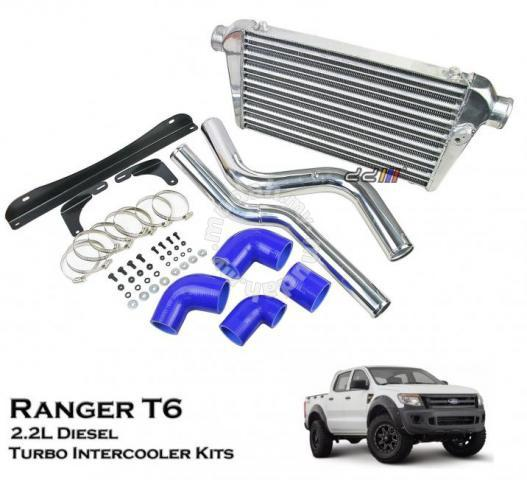 Turbo Kit Ranger 2 3: FORD Ranger T6 XL 2.2L Turbo Intercooler KIT 4wd