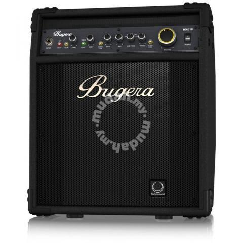 bugera ultrabass bxd12 1000w bass guitar amp music instruments for sale in bangsar kuala lumpur. Black Bedroom Furniture Sets. Home Design Ideas