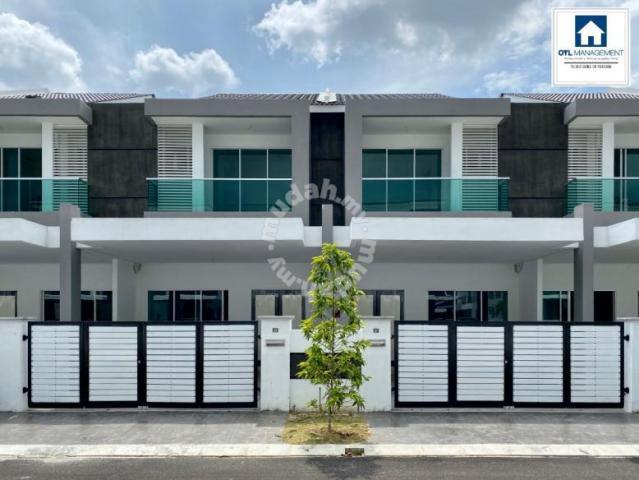 Gunung Lang Ipoh Freehold Property 2Storey Elegant House