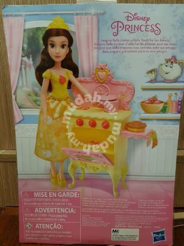 Original Disney Princess Belle S Royal Kitchen Hobby Collectibles For Sale In Kl City Kuala Lumpur Mudah My
