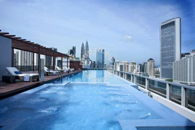 Superb low afford luxury hotel suite soho 5mins to klcc