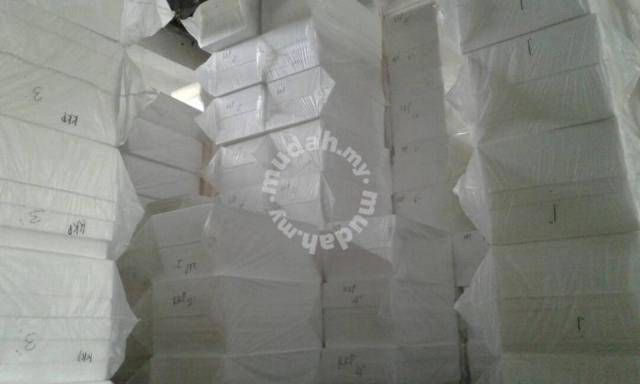 Polystyrene styrofoam poly foam polyfoam EPS gabus - Professional/Business  Equipment for sale in Others, Selangor
