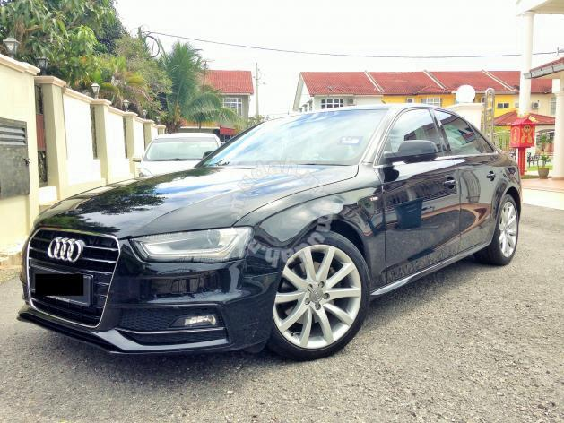 2013 Audi A4 18 Tfsi S Line Local Malaysia Cars For Sale In