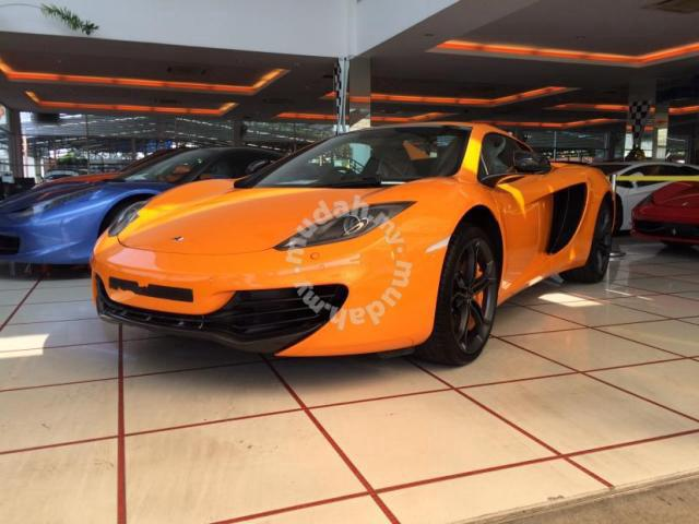McLaren MP4-12C Spider 2013 - Cars for sale in Gombak, Kuala Lumpur