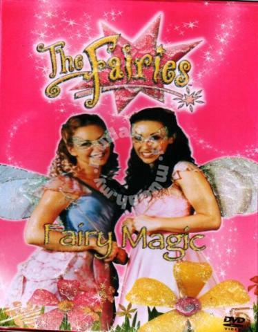 DVD The Fairies Fairy Magic