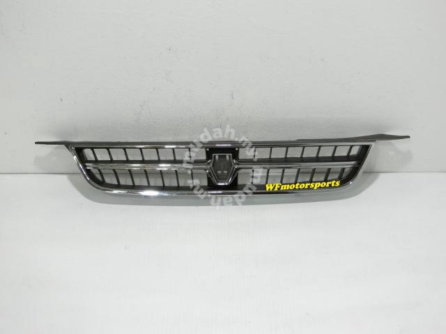 Toyota Corolla AE111 AE110 Front Grill Chrome NEW - Car Accessories & Parts  for sale in Puchong, Selangor