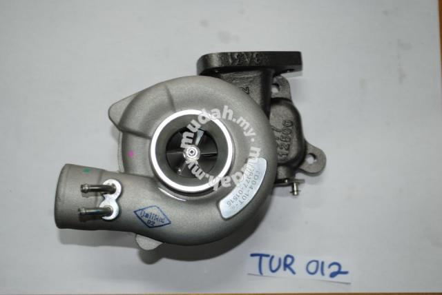 Turbo Charger For Mitsubishi Storm L200 (water) - Car