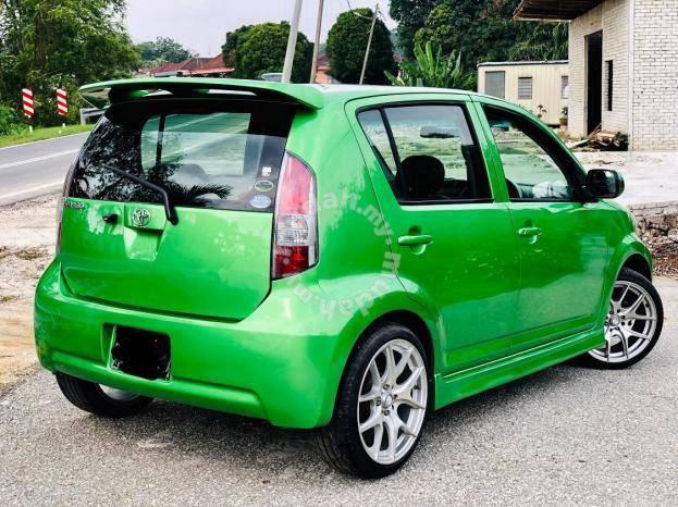 2010 Perodua MYVI SE 2(A) PASSO bodypart ADJUSTABL - Cars