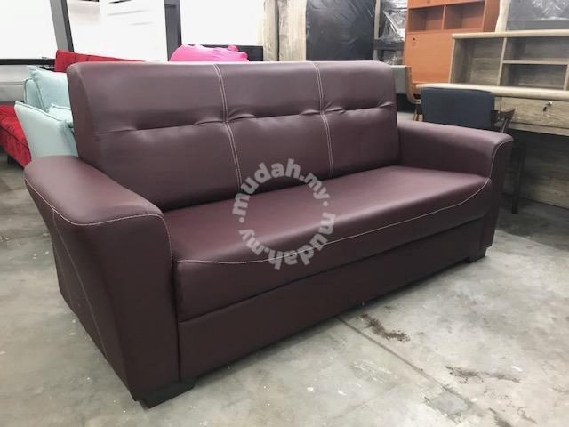 Leather Sofa 3 seater - Furniture & Decoration for sale in ...