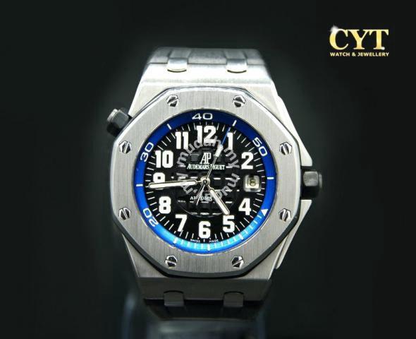 Audemars Piguet Royal Oak OffShore Diver - Watches & Fashion Accessories  for sale in KL City, Kuala Lumpur