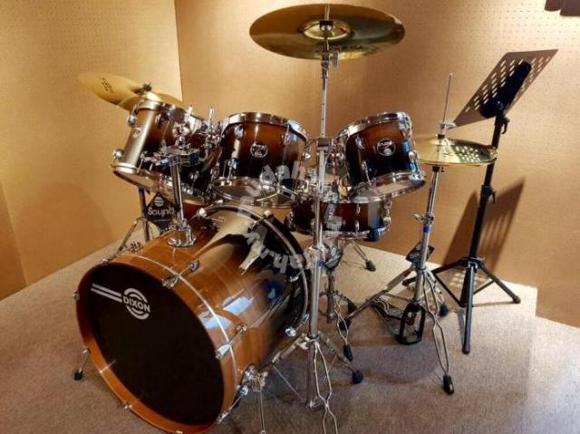 Dixon fuse drum Set 6 Pcs