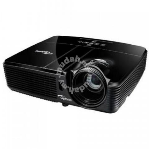 c9d102b26 Optoma DLP Multipurpose Projector - Home Appliances & Kitchen for ...