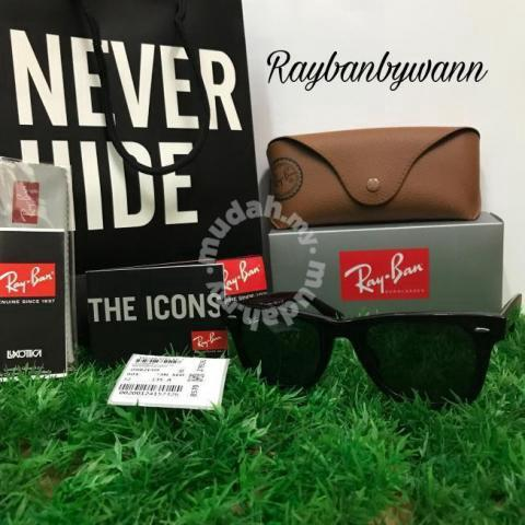 Original RayBan Wayfarer Condong black RB2140 Ori - Watches   Fashion  Accessories for sale in Others 82dbbb633c