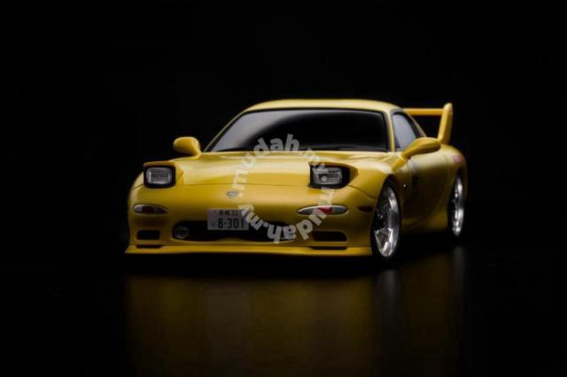 KODANSHA FD3S RX-7 Car Model Kit - Made in Japan - Hobby & Collectibles for  sale in Others, Selangor