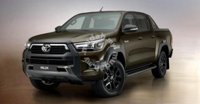 2020 Toyota Hilux 2 8 Rogue New Model Cars For Sale In Shah Alam Selangor