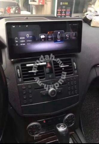 Mercedes Benz W204 2 16 android player - Car Accessories & Parts for sale  in Shah Alam, Selangor