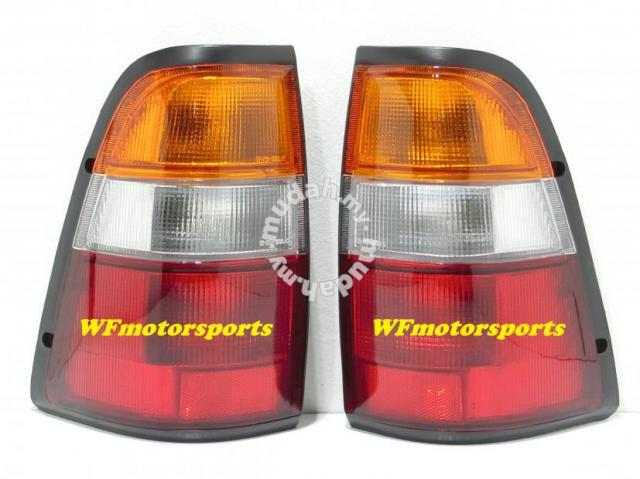 Isuzu Rodeo TFR SL Pickup 98_02 Rear Tail Lamp NEW - Car Accessories &  Parts for sale in Puchong, Selangor