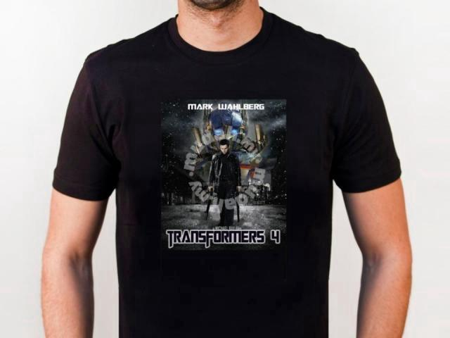 Tshirt Baju TRANSFORMERS IV TSV siap poslaju - Clothes for sale in Skudai 4a282b0126