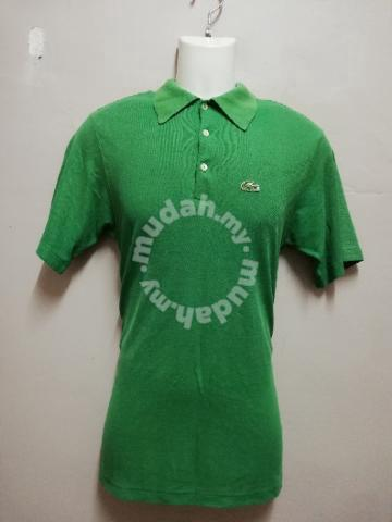 7fbc6647 Vintage IZOD LACOSTE COLLAR SHIRT - Clothes for sale in Kuantan, Pahang